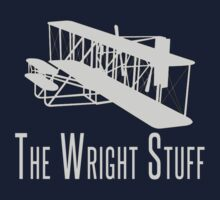 The Wright Stuff Kids Tee