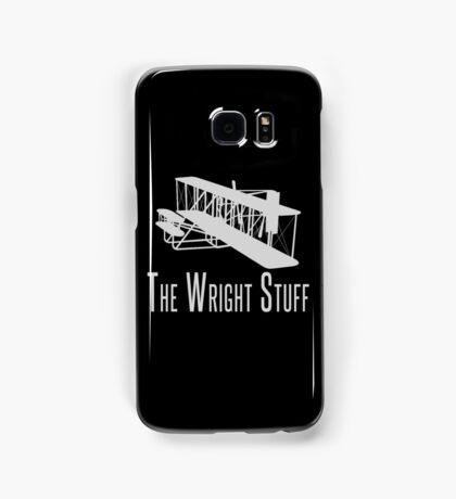 The Wright Stuff Samsung Galaxy Case/Skin