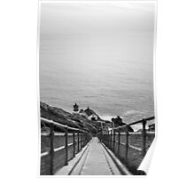 Point Reyes Lighthouse. Poster
