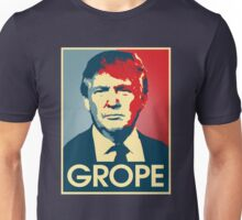 Donald Trump Grope Poster Unisex T-Shirt