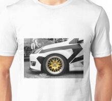 Golden Yellow Alloys Unisex T-Shirt
