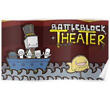 Battle Block Theater Classic Poster
