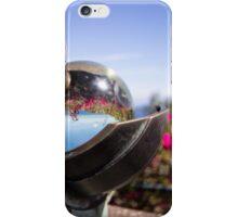 Reverse World - Cristal Ball iPhone Case/Skin