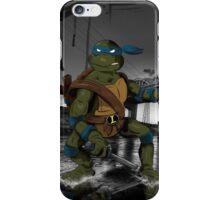 MrWetpaint x Turtles - Leo iPhone Case/Skin