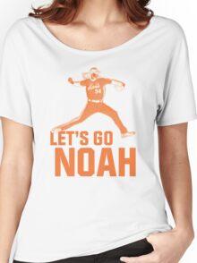 LET'S GO NOAH Women's Relaxed Fit T-Shirt
