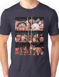 Closet of Jack O' Lanterns Unisex T-Shirt