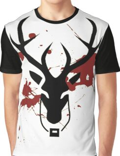 Bloody Dear Graphic T-Shirt