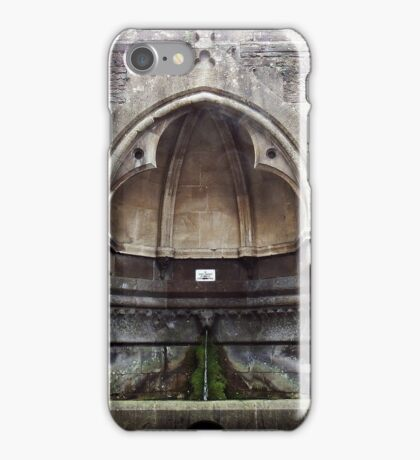 """"""" The Holy Well of Frome"""" iPhone Case/Skin"""