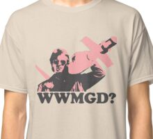 What Would MacGyver Do? Classic T-Shirt