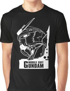 Gundam - Mobile Suit Gundam Graphic T-Shirt