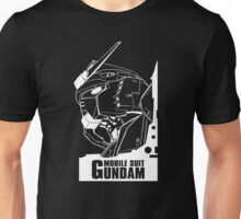 Gundam - Mobile Suit Gundam Unisex T-Shirt