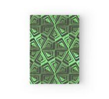 green cubes finally make the cut Hardcover Journal