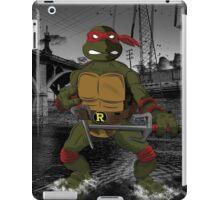 MrWetpaint x Turtles - Raph iPad Case/Skin