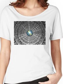 No World Government Women's Relaxed Fit T-Shirt