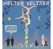 We Are Scientists 2016 Album Helter Seltzer Photographic Print