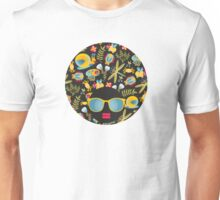The flower and insects Unisex T-Shirt