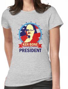 Ken Bone for President Womens Fitted T-Shirt