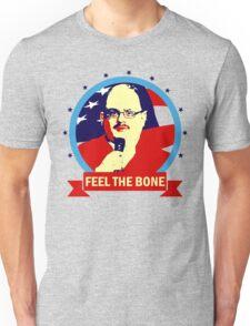 Ken Bone - Feel the Bone Unisex T-Shirt