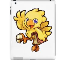 Chocobo mage iPad Case/Skin
