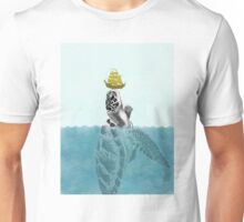 The Giant Sea Turtle  Unisex T-Shirt