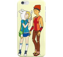 Flame Prince x Fionna iPhone Case/Skin
