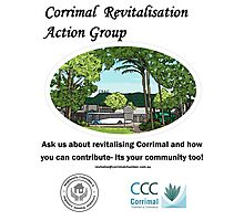 Revitalising Corrimal- NSW Photographic Print