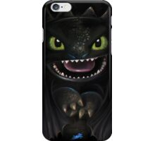 The night Fury iPhone Case/Skin