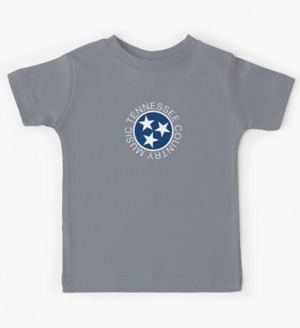 Tennessee Country Music Kids Tee