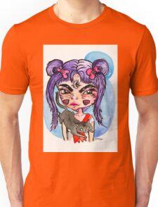 grumpy sailor moon Unisex T-Shirt