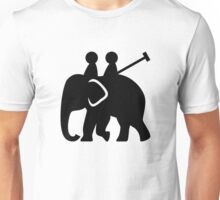 Elephant Polo Unisex T-Shirt