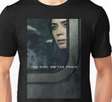 the girl on the train rain down  Unisex T-Shirt