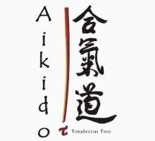 Aikido  by Toradellin