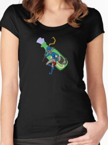 Get a Clue Women's Fitted Scoop T-Shirt