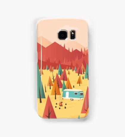 Go out Samsung Galaxy Case/Skin
