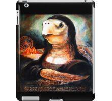 """""""TURTLE WOMAN"""" iPad Case/Skin"""