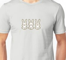 Los Tres Usagi's Unisex T-Shirt