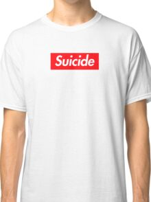 Suicide (SUICIDEBOYS Supreme) Classic T-Shirt