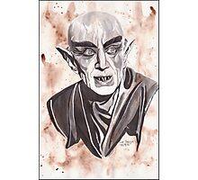 Count Orlok (Nosferatu) Photographic Print