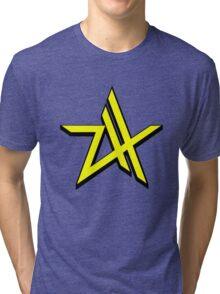 zebrahead logo Tri-blend T-Shirt