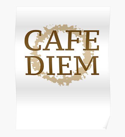Cafe Diem Poster