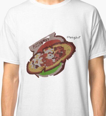 Pizza Dwight Classic T-Shirt