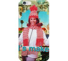 let's make it ;) iPhone Case/Skin