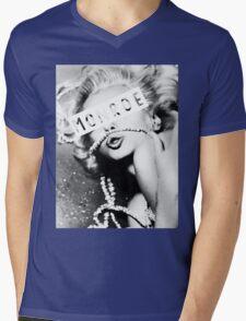 Monroe #2 Mens V-Neck T-Shirt