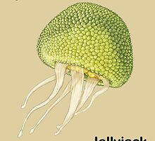 Jj - Jellyfruit // Half Jellyfish, Half Jackfruit by bkkbros