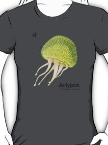 Jj - Jellyfruit // Half Jellyfish, Half Jackfruit T-Shirt