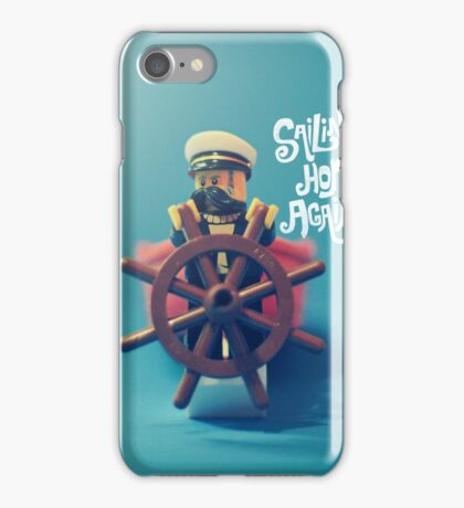 Sailing Home Again iPhone Case/Skin