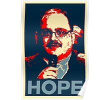 KEN BONE HOPE Poster