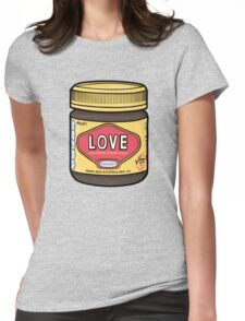 A Jar of Love Womens Fitted T-Shirt