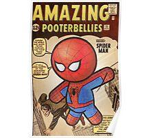 """""""1960s Web Slinger VINTAGE""""  Poster"""