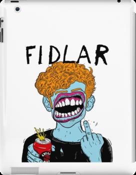 FIDLAR the finger by JDIB